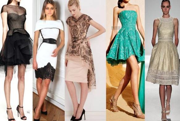 Платья для нового года 2016